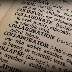 Creación de contenidos para blog: palabras de diccionario